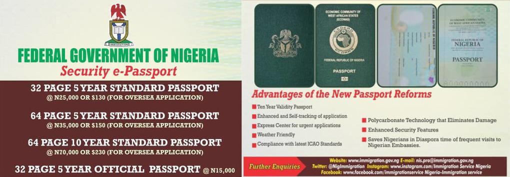 The Nigeria Immigration Service
