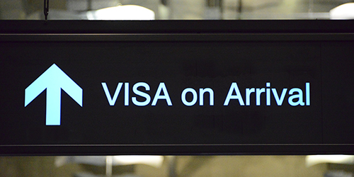 Visa on Arrival Program